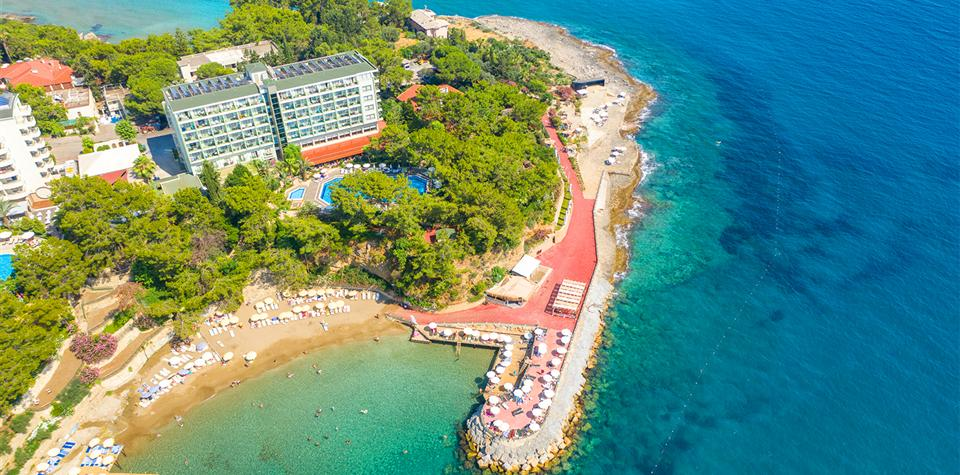 Miarosa İncekum West Resort