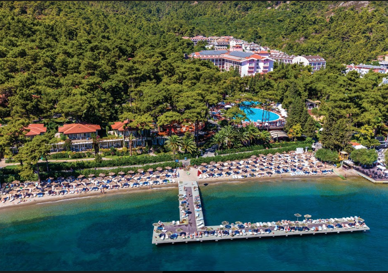 Grand Yazıcı Club Turban Thermal Hotel