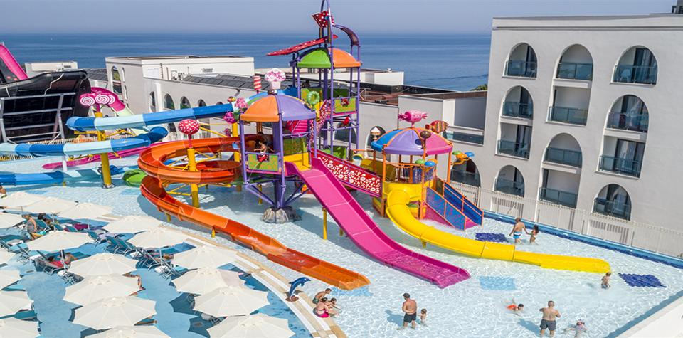 İnfinity By Yelken Aquapark & Resort