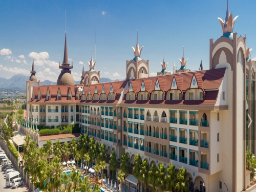 Side Crown Palace Hotel